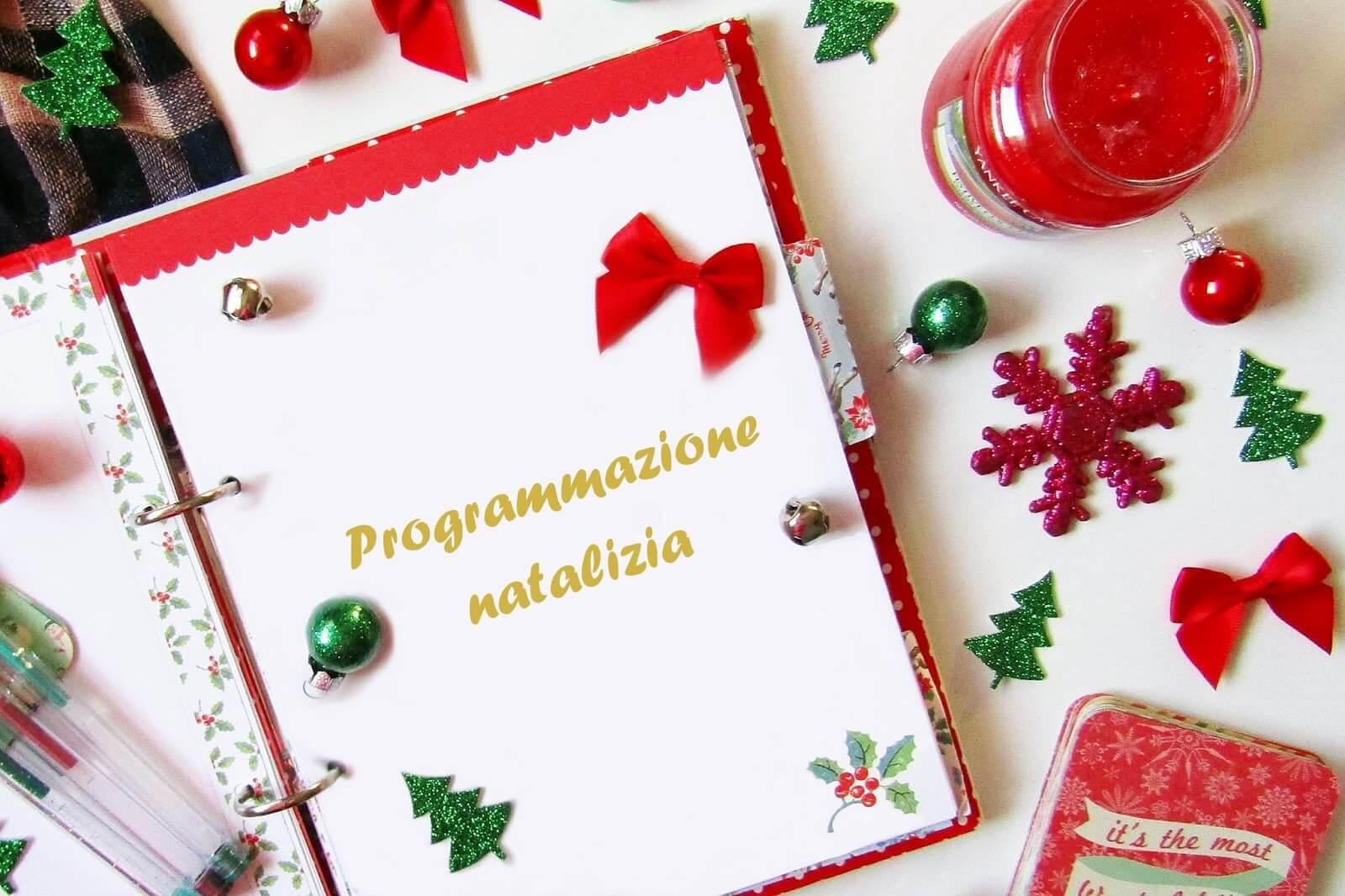 Programmazione natalizia